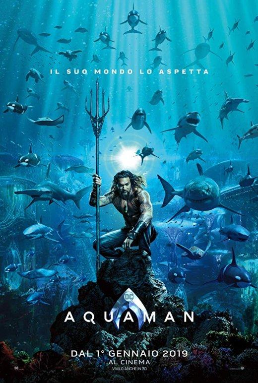 Aquaman (2018) [BRRip 1080p]