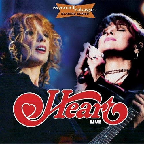 Heart - Sound Stage: Heart - Live (2018)