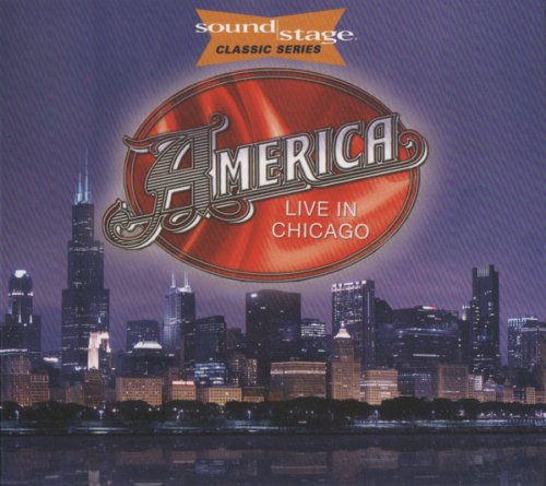 America - Live In Chicago (2018)