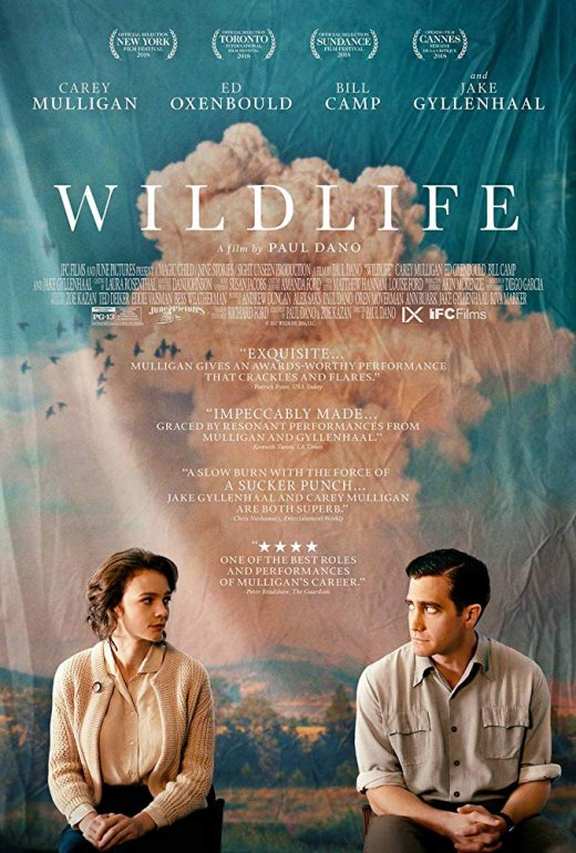 Wildlife (2018) BRRip