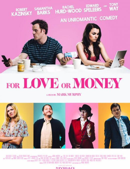 For Love or Money (2019) WEB-DL