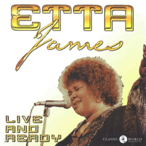 Etta James – Live And Ready (2019)