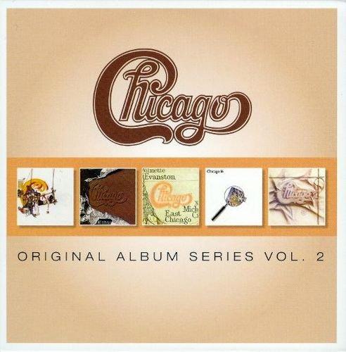 Chicago – Original Album Series Vol. 2 [5CD Box Set] (2013)