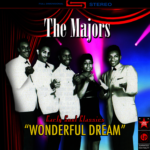 The Majors – A Wonderful Dream – Early Soul Classics (Reissue) (2011)