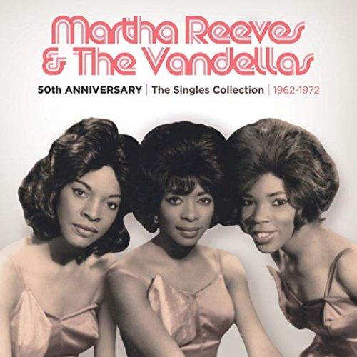 Martha Reeves & The Vandellas - 50th Anniversary The Singles