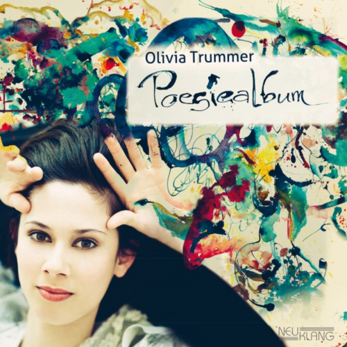 Olivia Trummer - Poesiealbum (2011) [Hi-Res]