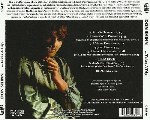 Don Shinn - Takes A Trip (Reissue) (1969/2010)