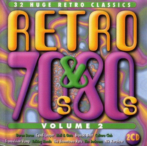 VA – Retro 70's & 80's Volume 2 [2CD Set] (1998)