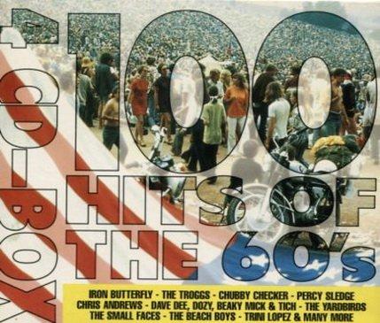 VA – 100 Hits Of The 60s (4CD Box) (1994)
