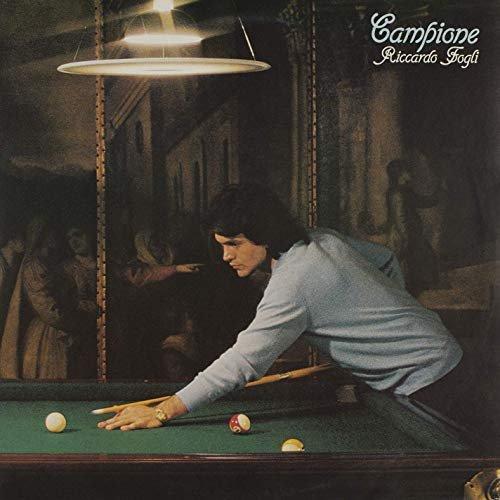 Riccardo Fogli – Campione (1981/2019)