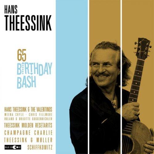 Hans Theessink - 65 Birthday Bash (2014) FLAC