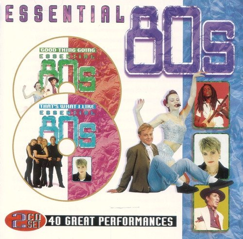 Various Artists // Title: Essential 80s // (2019)