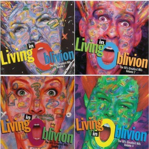 VA - Living In Oblivion: The 80's Greatest Hits Vol 1-5