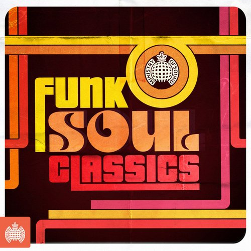 VA - Ministry Of Sound: Funk Soul Classics [3CD Box Set] (2011)