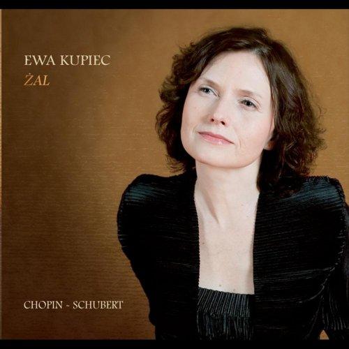 Ewa Kupiec - Zal: Chopin, Shubert (2010)