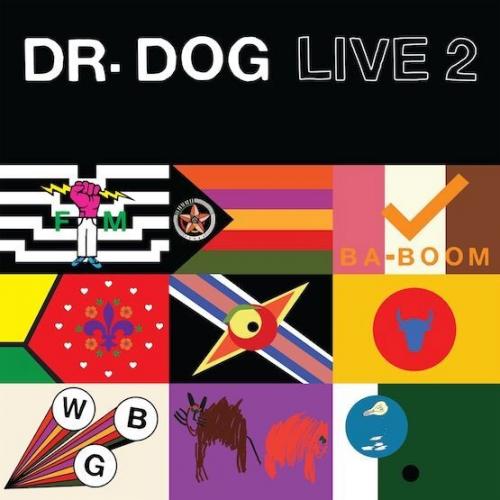 Dr  Dog - Live 2 (2019) 24bit FLAC
