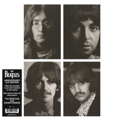 The Beatles - The Beatles And Esher Demos (1968/2018) [4LP Box Set]