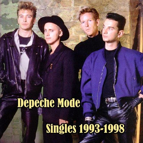 """Depeche Mode - Singles 1993-1998 [ Vinyl,12"""", 24bit-96kHz]"""