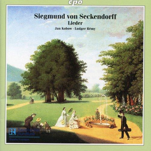 Jan Kobow - Seckendorff: Lieder from Goethe's Weimar (2000)