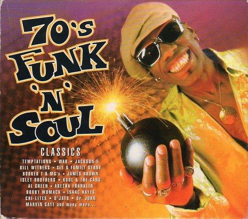 VA - 70's Funk 'n' Soul Classics [2CD Set] (1998) Lossless