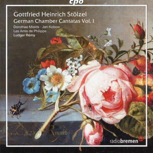 Ludger Rémy - Stolzel: German Chamber Cantatas, Vol. 1 (2000)