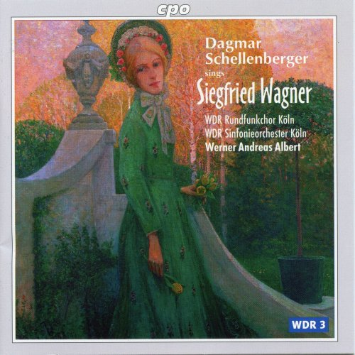 WDR Sinfonieorchester Köln - S. Wagner: Scenes & Arias for Soprano (2002)