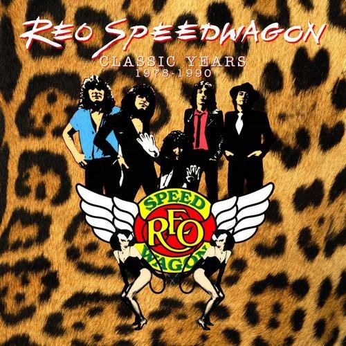 REO Speedwagon - The Classic Years 1978-1990 9CD Remastered Box Set