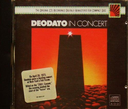 Deodato – In Concert: Live at Felt Forum (1973/1989)