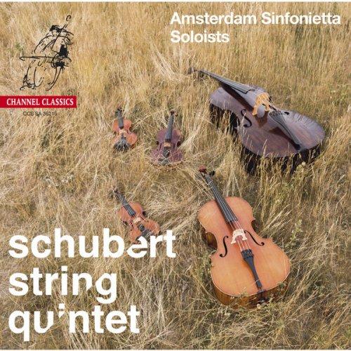 Amsterdam Sinfonietta – Schubert String Quartet (2018)
