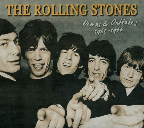 The Rolling Stones - Demos & Outtakes 1963-1966 (2019)