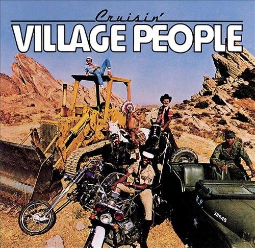 Village People – Cruisin' (1978) LP