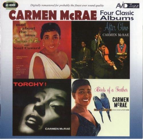 Carmen McRae – Four Classic Albums [2CD] (2014) [CD-Rip]