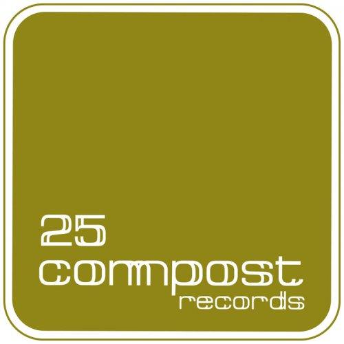 VA - 25 Compost Records (2019)