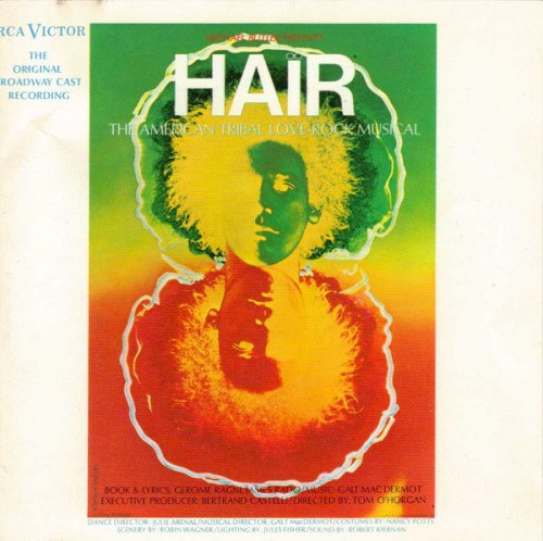VA – Hair – The Original Broadway Cast Recording (Reissue) (1968/1988)