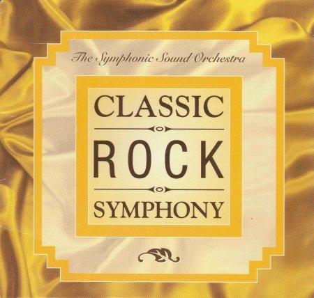 The Symphonic Sound Orchestra – Classic Rock Symphony (CD-Rip)