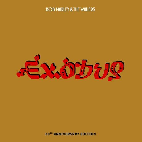 Bob Marley & The Wailers – Exodus (30th Anniversary Edition 2007) LP