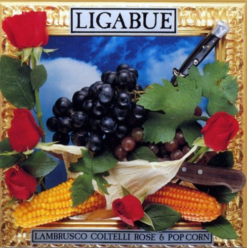 Ligabue – Lambrusco Coltelli Rose & Pop Corn (1991)