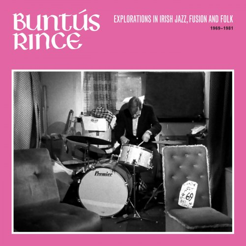VA - Buntús Rince: Explorations in Irish Jazz, Fusion & Folk