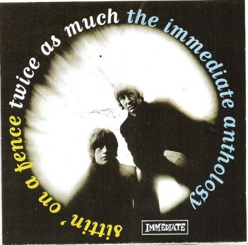 Twice As Much - Sittin On A Fence: The Immediate Anthology (1966-68