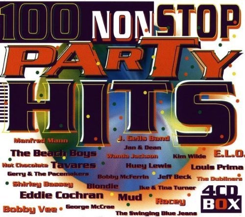 VA – 100 Non-Stop Party Hits (4CD Box) (1997)