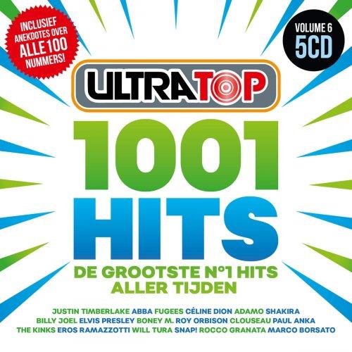 VA - Ultratop 1001 Hits - Vol 6 (2019)