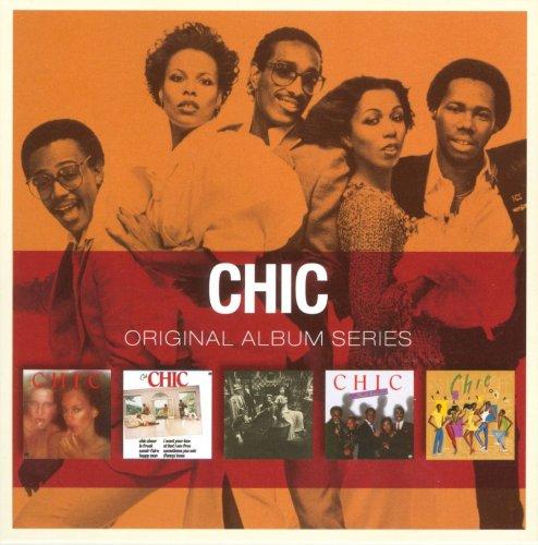 Chic – Original Album Series (5CD Box Set) (2011)