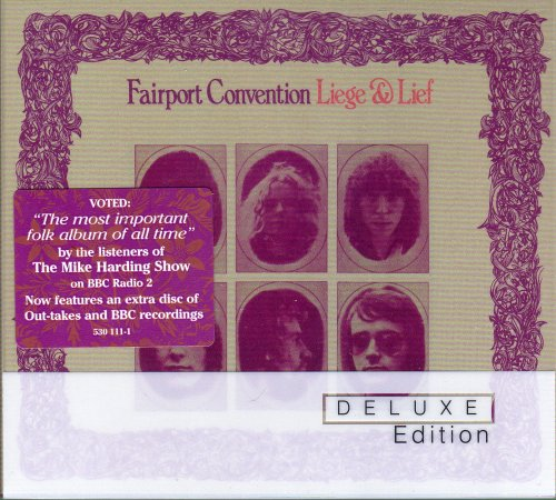 Fairport Convention – Liege & Lief (Deluxe Edition) (2007)