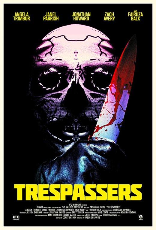 Trespassers (2018) WEB-DL