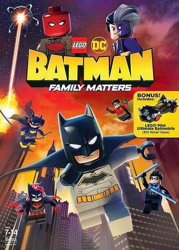 LEGO DC: Batman - Family Matters (2019) WEB-DL