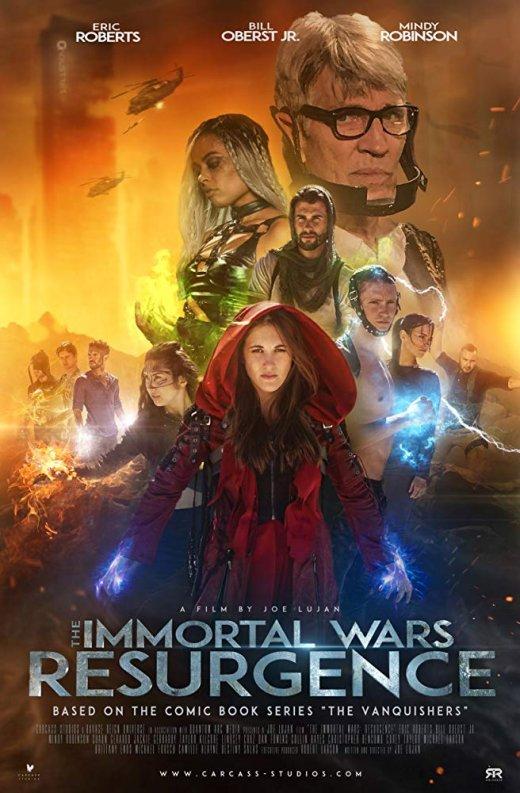The Immortal Wars: Resurgence (2019) WEBRip