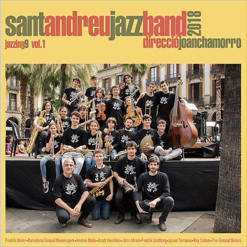 Sant Andreu Jazz Band & Joan Chamorro – Jazzing 9, Vol.1 (2019)
