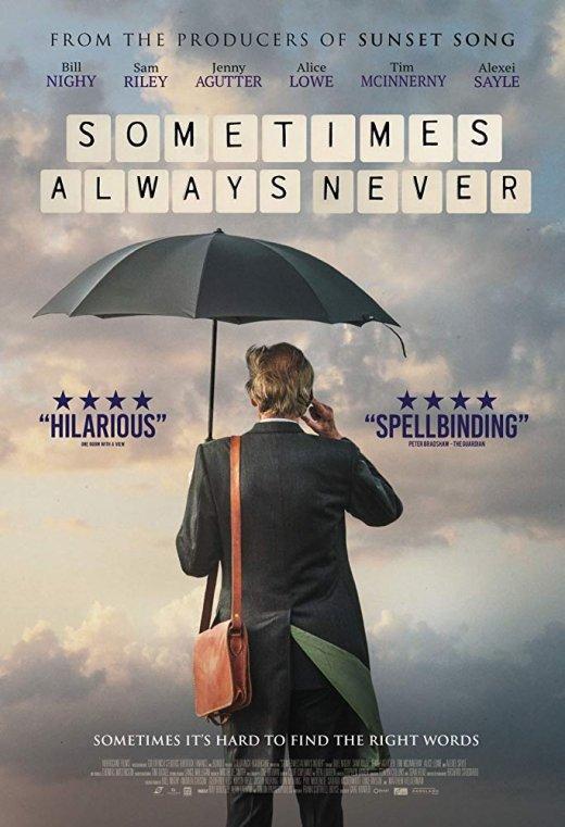 Sometimes Always Never (2018) WEB-DL