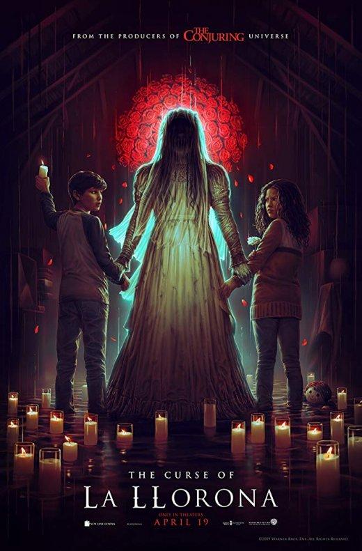 The Curse of La Llorona (2019) BRRip