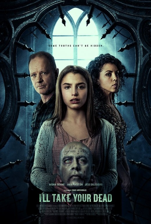 I'll Take Your Dead (2018) BRRip